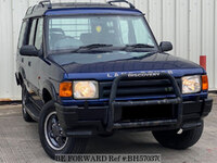 1995 LAND ROVER DISCOVERY MANUAL PETROL
