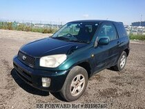 Used 2002 TOYOTA RAV4 BH567453 for Sale for Sale