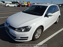 Used 2014 VOLKSWAGEN GOLF BH567326 for Sale for Sale