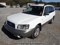 Used 2003 SUBARU FORESTER BH567344 for Sale for Sale