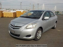 Used 2008 TOYOTA BELTA BH572444 for Sale for Sale