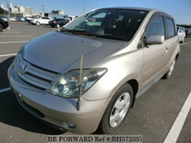 Used 2003 TOYOTA IST BH572357 for Sale for Sale