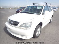 2000 TOYOTA HARRIER EXTRA G PACKAGE