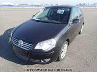 2007 VOLKSWAGEN POLO 1.6 SPORTS LINE