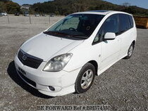 Used 2002 TOYOTA COROLLA SPACIO BH574355 for Sale for Sale