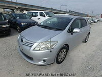 2010 TOYOTA AURIS 150X M PACKAGE