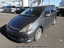 Used 2003 TOYOTA WISH BH574374 for Sale for Sale
