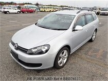Used 2012 VOLKSWAGEN GOLF VARIANT BH576117 for Sale for Sale