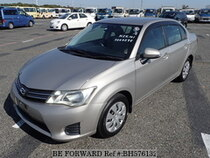 Used 2012 TOYOTA COROLLA AXIO BH576132 for Sale for Sale