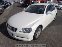Used 2009 TOYOTA MARK X BH576383 for Sale for Sale