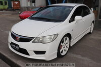 2008 HONDA CIVIC TYPE R TYPE R