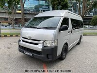 2014 TOYOTA HIACE COMMUTER HIGH ROOF TURBO AUTO