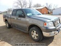 2004 FORD F150 SUPERCAB PKG
