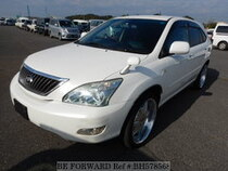 Used 2007 TOYOTA HARRIER BH578568 for Sale for Sale
