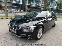 2014 BMW 3 SERIES 316I 1.6 AT D/AB 4DR ABS HID