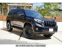 2015 TOYOTA LAND CRUISER PRADO
