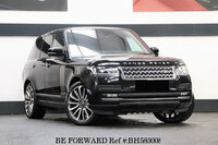 2014 LAND ROVER RANGE ROVER V8 SUPERCHARGED 5.0