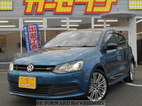 2014 VOLKSWAGEN POLO BLUE GT
