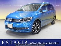 2020 VOLKSWAGEN GOLF TOURAN TDI HIGHLINE