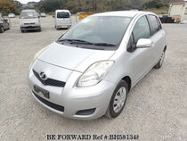 Used 2010 TOYOTA VITZ BH581348 for Sale for Sale