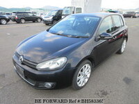 2009 VOLKSWAGEN GOLF TSI HIGHLINE
