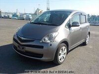 2008 TOYOTA RACTIS X L PACKAGE