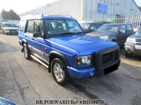 2003 LAND ROVER DISCOVERY MANUAL DIESEL