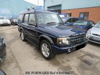 2003 LAND ROVER DISCOVERY AUTOMATIC DIESEL