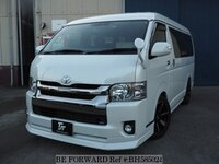 2018 TOYOTA HIACE VAN 2.8SUPER GL WIDE DARKPRIME LONG