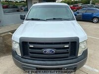 2012 FORD F150 XL SUPERCAB