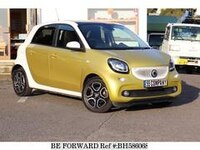 2016 SMART FORFOUR
