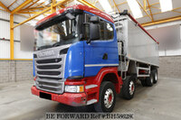 2013 SCANIA G SERIES AUTOMATIC DIESEL