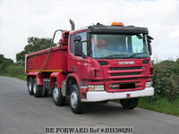 2009 SCANIA P SERIES MANUAL DIESEL