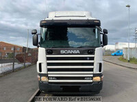 2004 SCANIA 124 MANUAL DIESEL