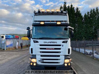 2009 SCANIA R SERIES MANUAL DIESEL