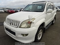 Used 2006 TOYOTA LAND CRUISER PRADO BH587494 for Sale for Sale