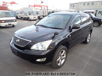 Used 2006 TOYOTA HARRIER BH587590 for Sale for Sale