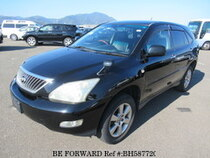 Used 2007 TOYOTA HARRIER BH587720 for Sale for Sale