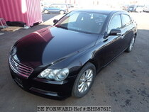 Used 2007 TOYOTA MARK X BH587615 for Sale for Sale