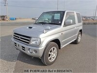 2007 MITSUBISHI PAJERO MINI ACTIVE FIELD EDITION