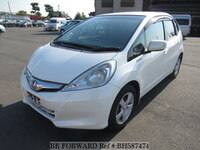 2011 HONDA FIT HYBRID 10TH ANNIVERSARY