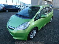 2011 HONDA FIT HYBRID NAVI PREMIUM SELECTION