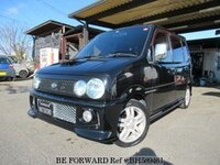 2002 DAIHATSU MOVE AERO DOWN CUSTOM LIMITED