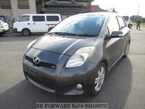 Used 2009 TOYOTA VITZ BH589750 for Sale for Sale