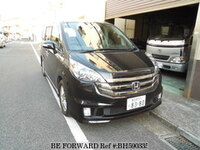 2008 HONDA STEP WGN