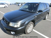 2004 SUBARU FORESTER CROSS SPORTS ALPHA