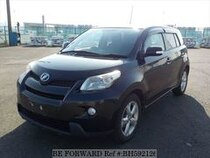 Used 2009 TOYOTA IST BH592126 for Sale for Sale