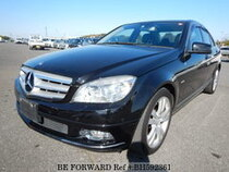 Used 2009 MERCEDES-BENZ C-CLASS BH592361 for Sale for Sale