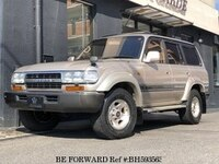 1992 TOYOTA LAND CRUISER VX LIMITED