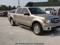 2012 FORD F150 SUPERCREW